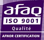 CDV Solutions certifié ISO 9001 par AFNOR